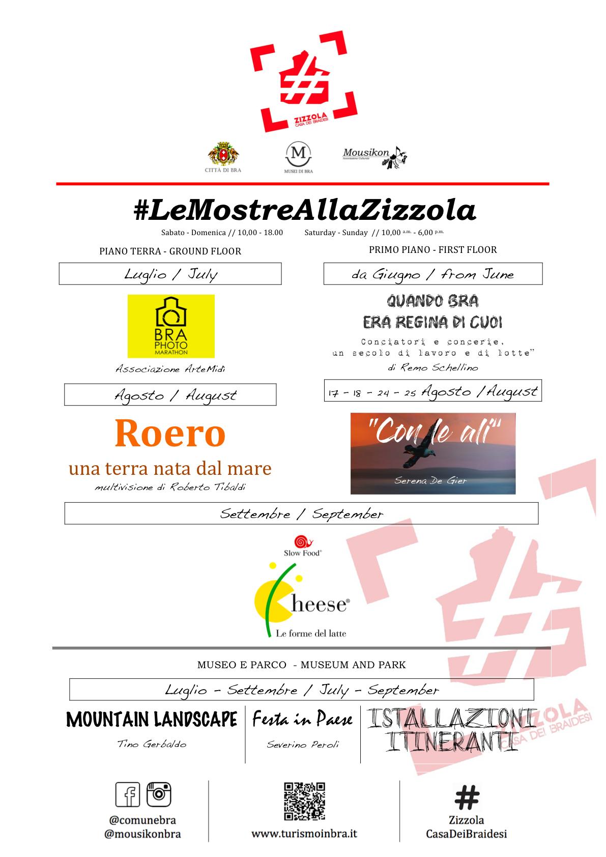 LeMostreAllaZizzola