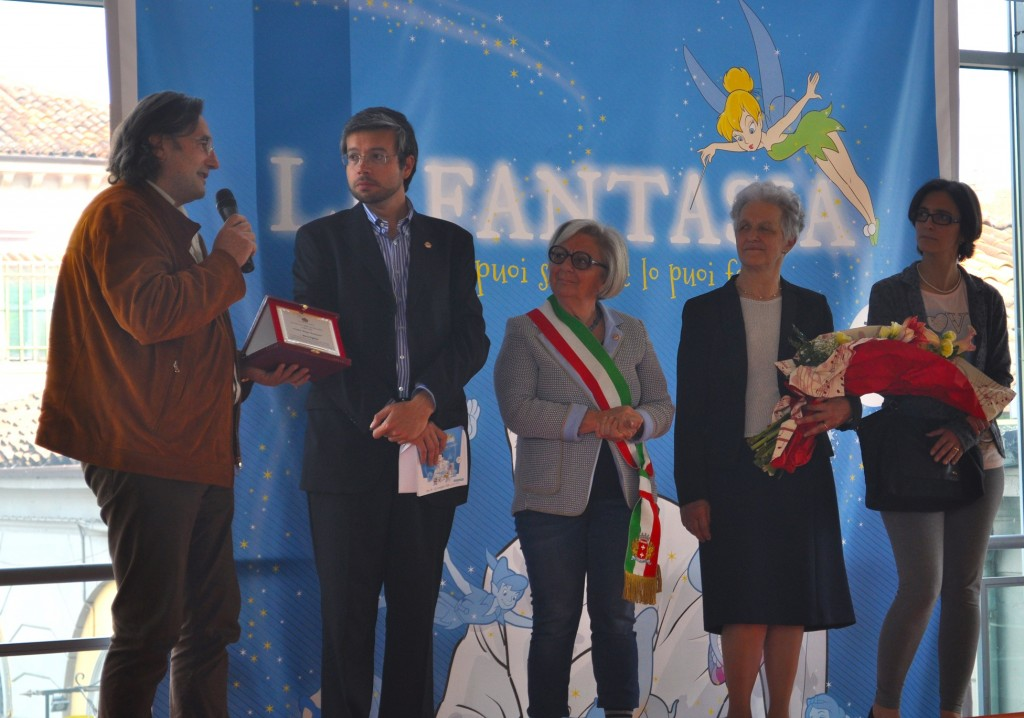 Vincitore premio Beppe Manassero