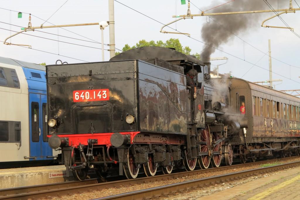 treno a vapore_foto Comune Bra