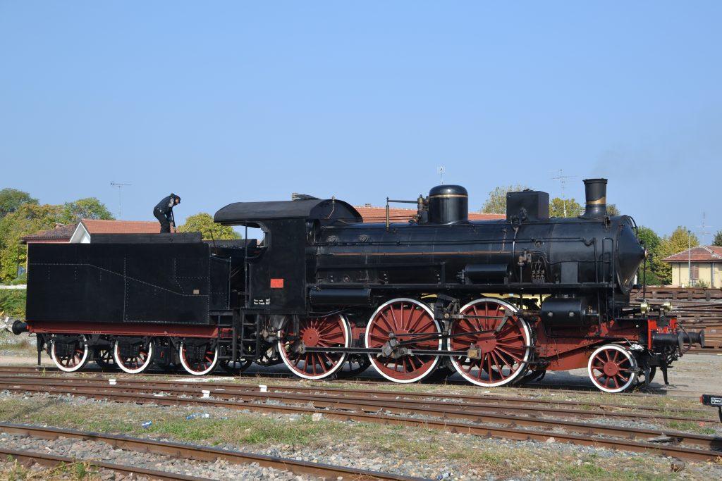 treno a vapore_comune di Bra