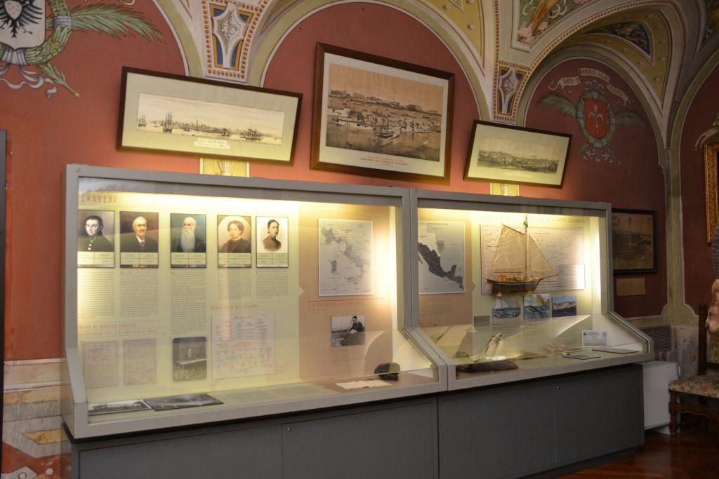 museo craveri sala fondatori_foto luciano cravero