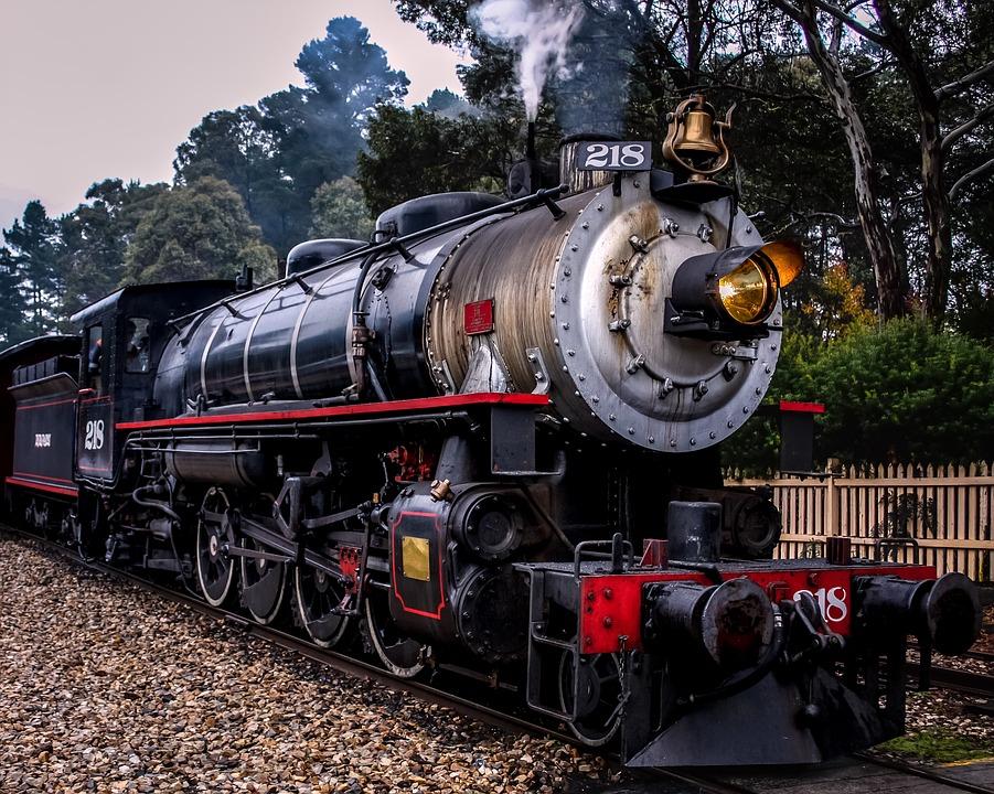 treno vapore bra