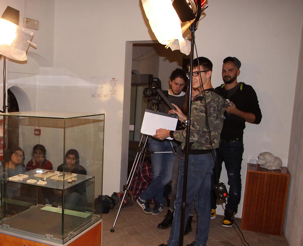 museo_vetrina corredo Dama di Pollenzo