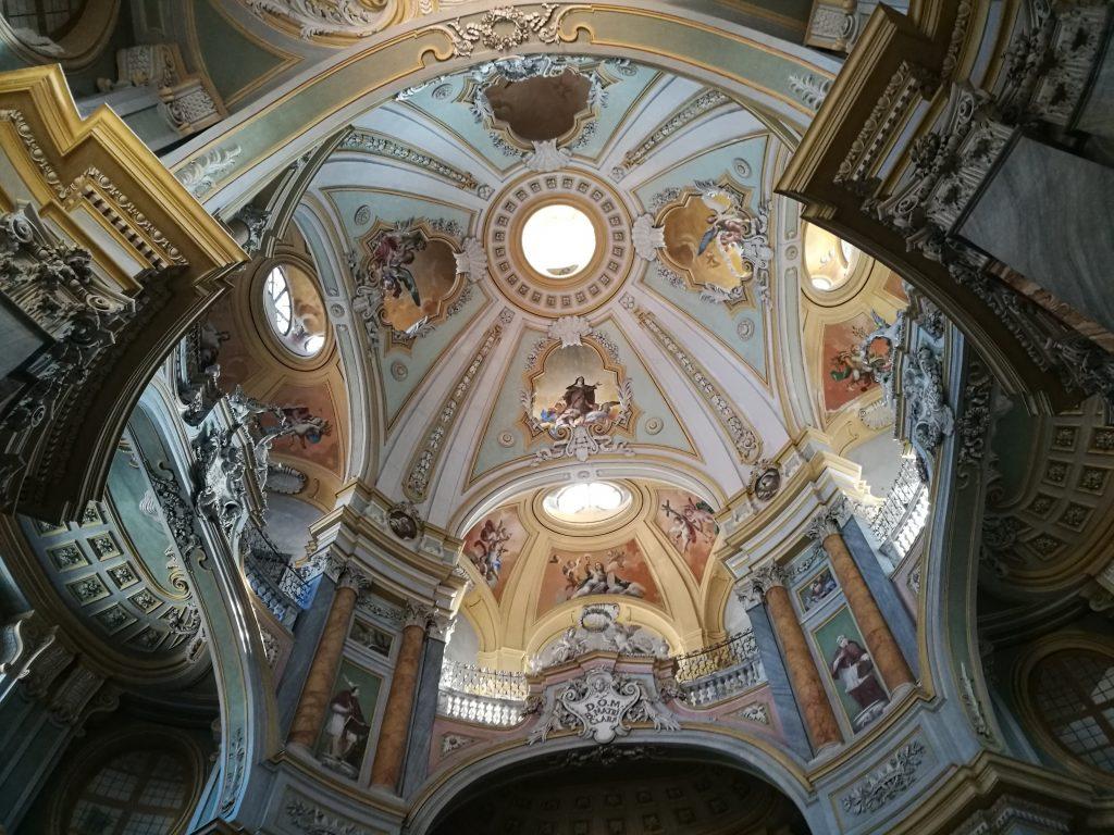 Chiesa di Santa Chiara - interno