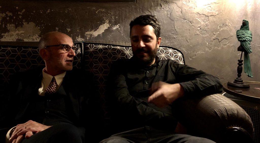 Emidio Clementi e Paolo Spaccamonti