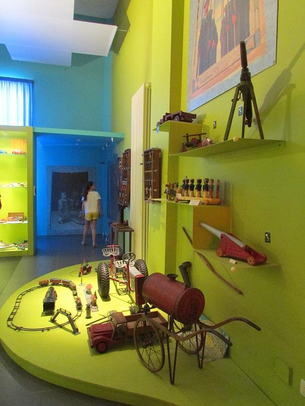museo del giocattolo bra