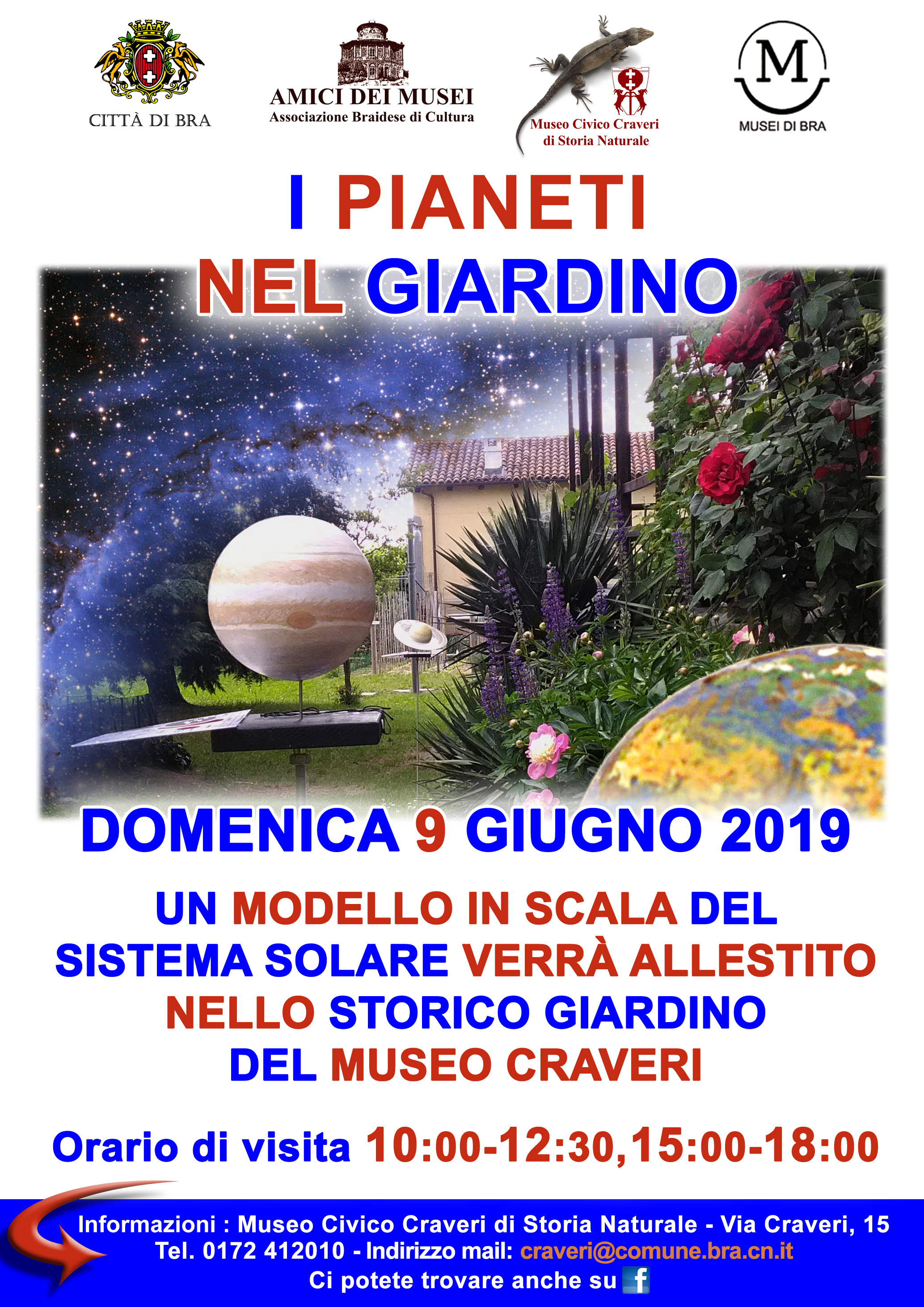 pianeti giardino 9 giugno 19