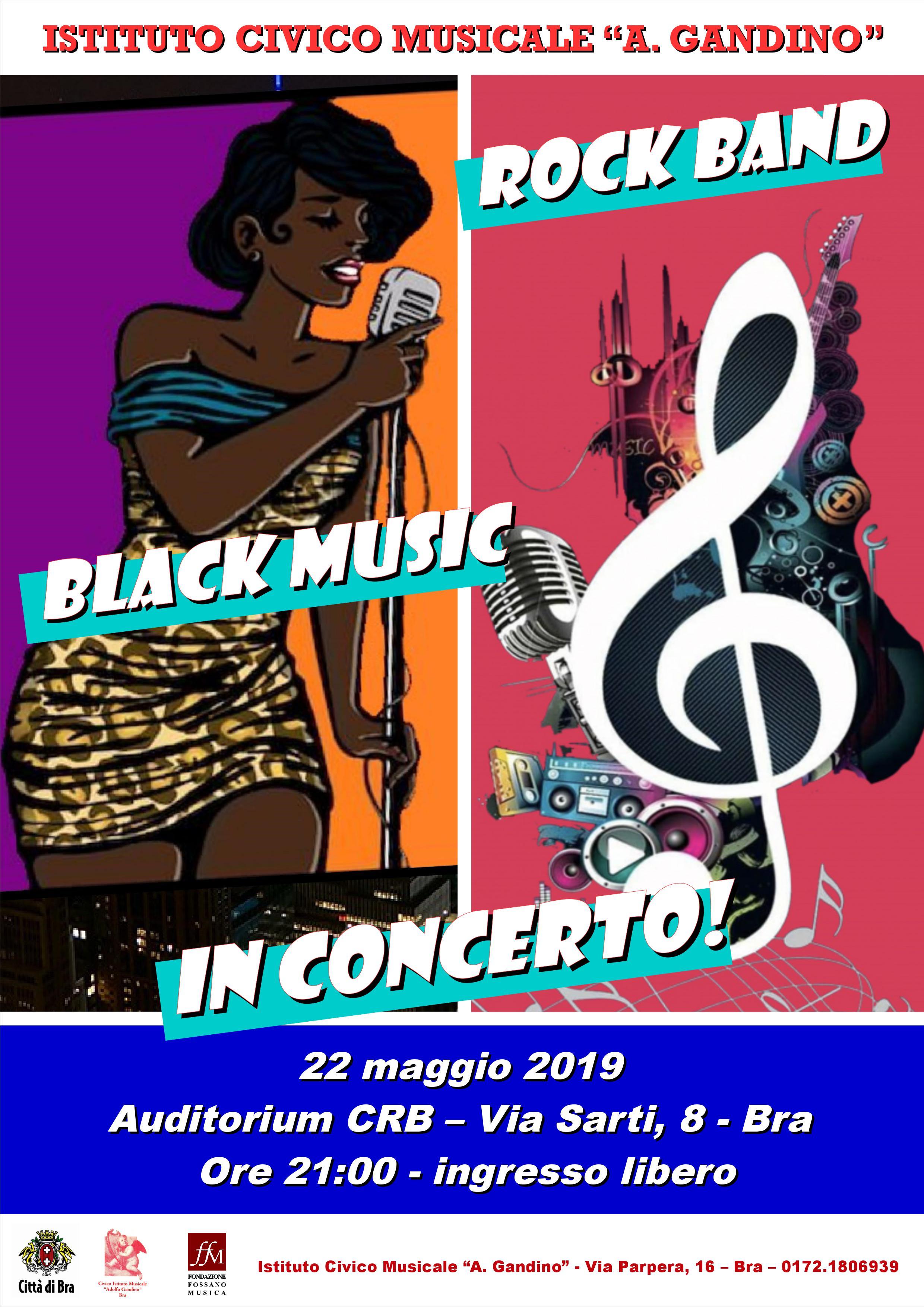 rock band e black music 22.05 2