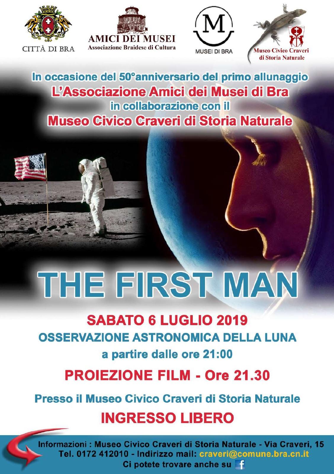 first man 6 luglio