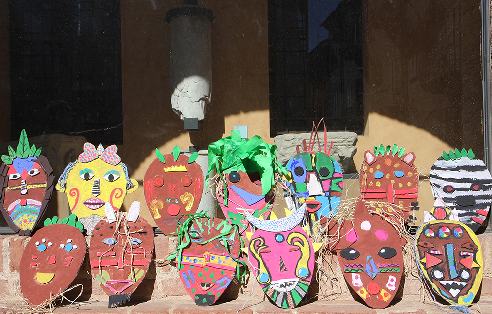 Carnevale a Palazzo Taversa