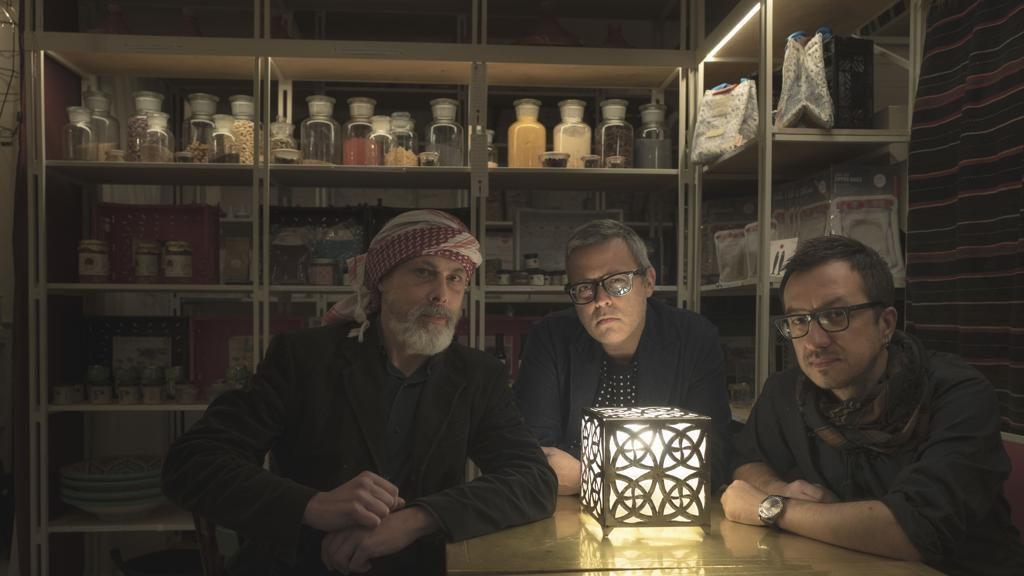 frankie hi-nrg mc e parte del gruppo aljazzeera - foto di alessandro albert
