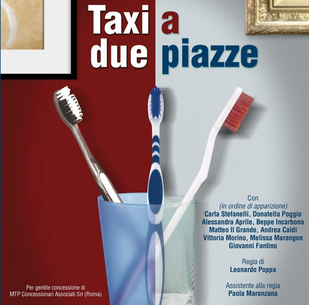 Taxi a due piazze 2